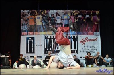 Διεθνές Hip-hop και Funk φεστιβάλ