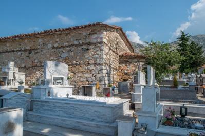 Ιερός Ναός Αγίου Θεοδώρου