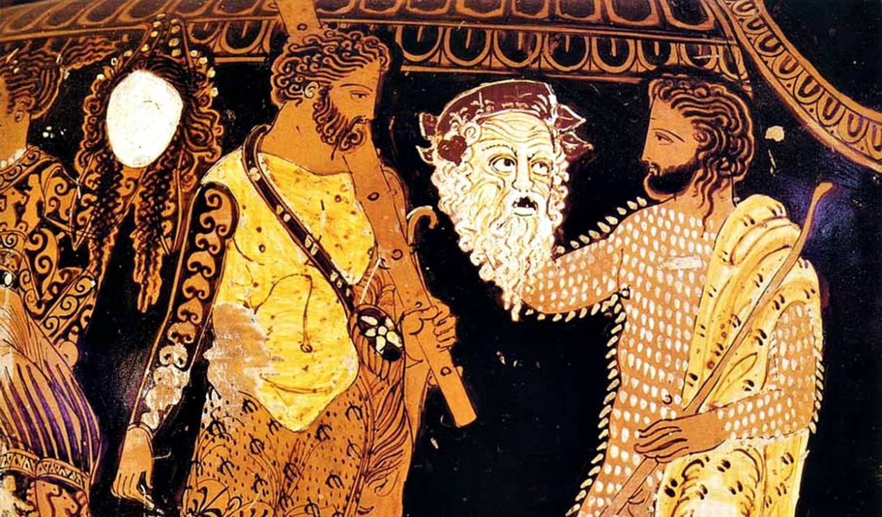 greek religion The greek gods are a race of immortal higher beings who control the forces of nature and human endeavors the majority are the descendants of the older titans, their ancestors and chief enemies.