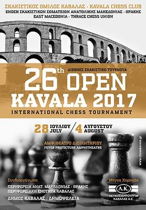 26th OPEN Chess International Tournament
