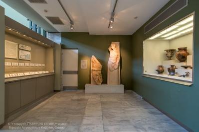 Αρχαιολογικό μουσείο Καβάλας