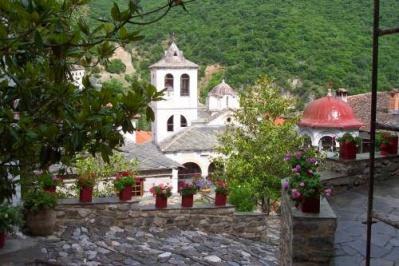 Monastery of Metamorfosis Sotiros Nikiton