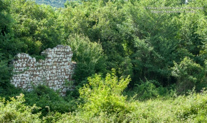 Ερείπια της Αρχαίας Πόλης Τοπείρου