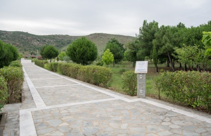 Memorial of Missing Greek Cypriots