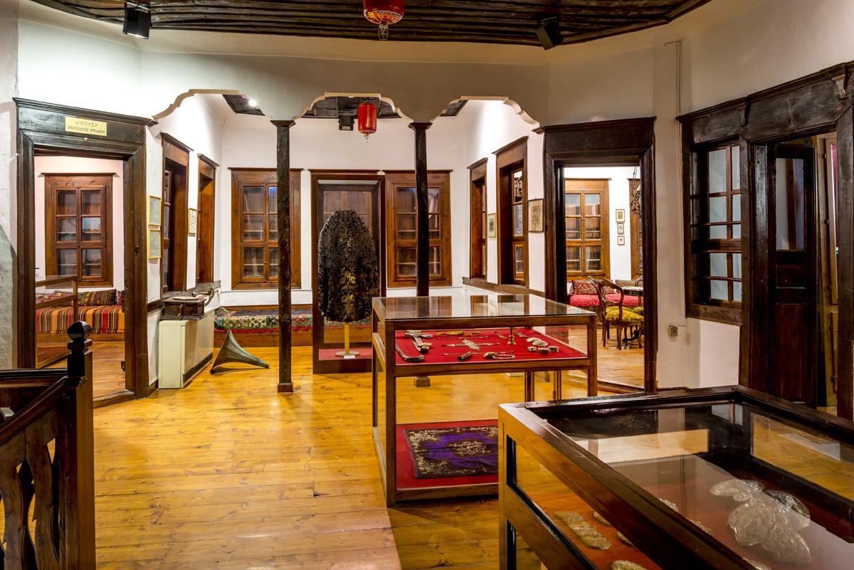 JTI Tour Guide System Folklore Museum of Komotini