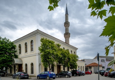 Old Temenos, Eski Mosque
