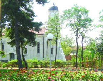 Εκκλησία του Αγίου Χαραλάμπους - Boliarovo, Χάσκοβο