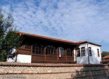Το Σπίτι-Μουσείο του Chorbadzhi Dimitrak, Χάσκοβο