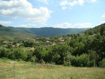 Ο ποδηλατόδρομος Το καταφύγιο στο Gorni Yurutsi village – Zhalti