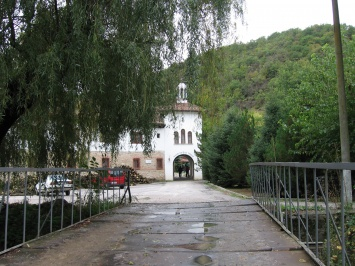 Μοναστήρι Αγία Τριάδα