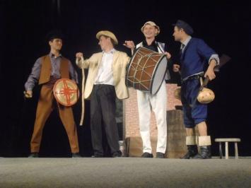 Διεθνές Φεστιβάλ ερασιτεχνικού κωμικού θεάτρου, παντομίμας