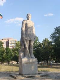 Μνημείο του Momchil - Momchilgrad