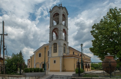Holy Church of Saint Athanasius-Doxato