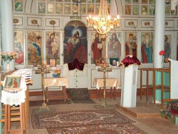 Παρεκκλήσι Προφήτη Ηλία χωριό Davidkovo